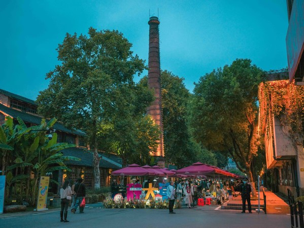 Xinhua Silk Road: Pameran Seni Musim Bunga dan Musim Luruh Taoxichuan (Pameran Musim Luruh) bermula di Jingdezhen, Timur China