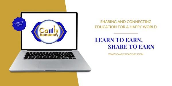 Camly Academy Platform - Selamat Mendidik Diri Sendiri