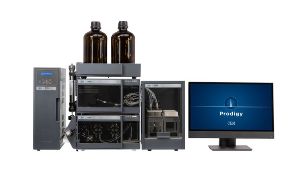 Introducing Prodigy for Improved Peptide Purification
