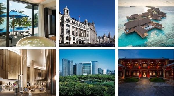 希尔顿旗下亚太区奢华酒店及度假村于业界大奖上囊括多项殊荣