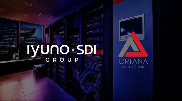 Iyuno-SDI Makes Strategic Investment in Ortana Media Group