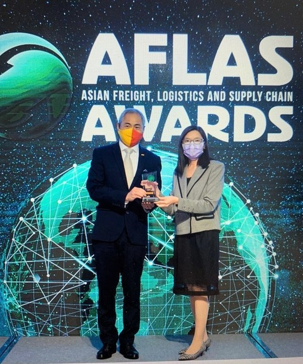 DHL Express won Best Express Logistics Service Provider for 32nd time at 2021 Asian Freight, Logistics and Supply Chain Awards