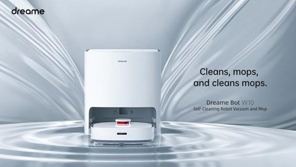 Dreame Technologyが高級セルフクリーニングロボット掃除機・モップを発売