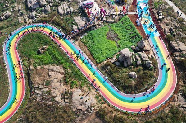 Zaozhuang in Shandong promotes all-for-one tourism through rural tourism demonstration