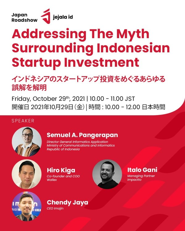 Indonesia Poised to be the Next Great Startup Hub in Southeast Asia