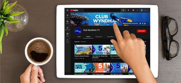 Club Wyndham South Pacific Launches Travel Channel On YouTube