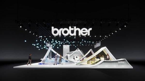 Brother集团将四度亮相进博会,全球首发新品 | 美通社