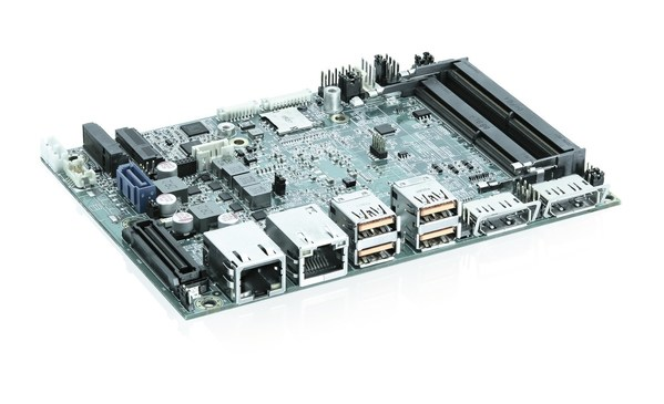 """Kontron Launches A New 3.5"""" Single Board Computer To Help Developers Build An AI-enabled Embedded System"""