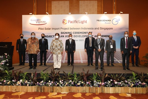 Energy Collaboration: Singapore's First Offshore Solar Import Project to Provide Green Energy to Consumers