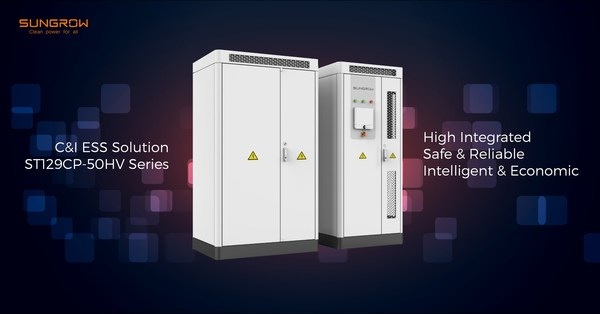 Innovation on the Edge: Sungrow Launches New Energy Storage Systems for APAC Commercial and Industrial Market