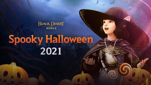 Halloween Events Now Available in Black Desert Mobile