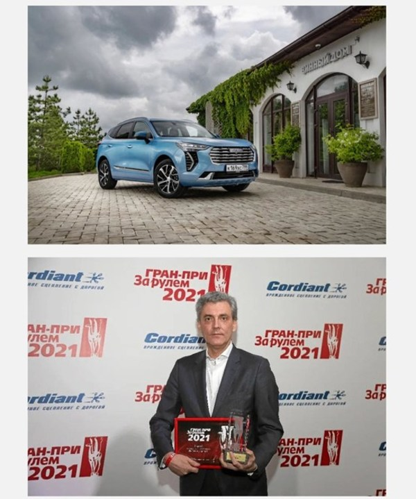 HAVAL JOLION's Product Strength is Recognised by Global Users