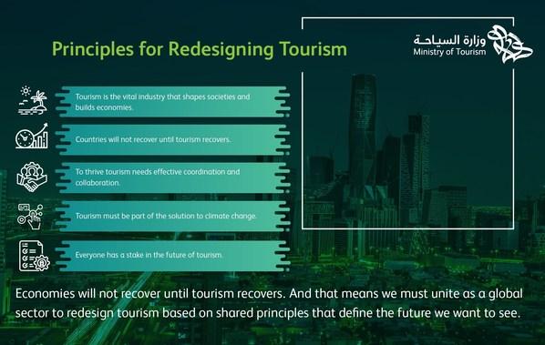 全球领袖齐聚利雅得,重新规划旅游业未来