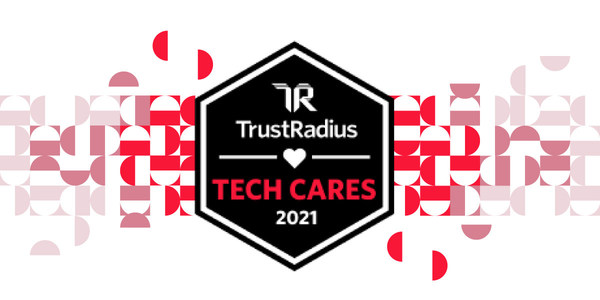 Nintex Receives 2021 Tech Cares Award from TrustRadius