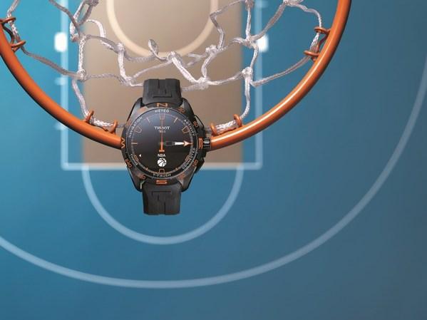 天梭与NBA宣布续签合作伙伴关系