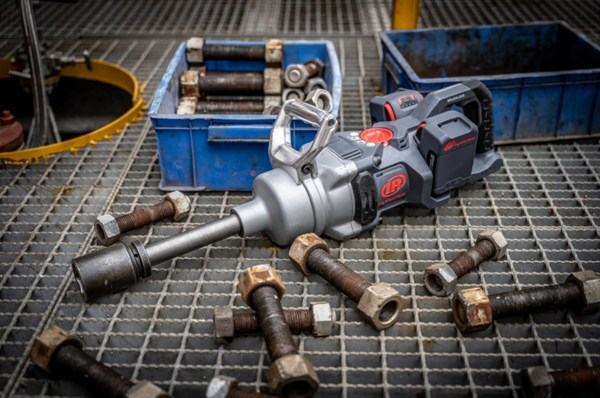 Ingersoll Rand Launches the World's Most Powerful Cordless Impact Wrench - IQV Series