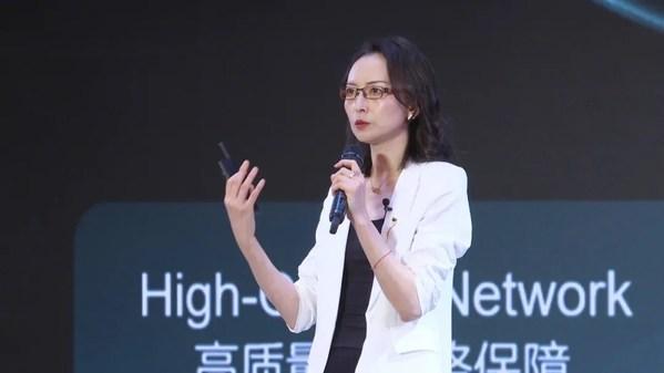 Ketua Pegawai Pembangunan ZTE Cui Li: Mendepani Era Baharu bersama Penyedia Perkhidmatan Digital