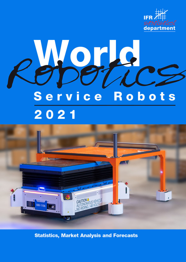 China´s Robot Installations Highest Ever Recorded - International Federation of Robotics reports