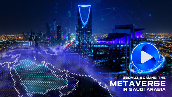 360VUZ Scales Its Operations In Saudi Arabia Building On The Metaverse